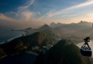 Café moído na hora no Rio de Janeiro