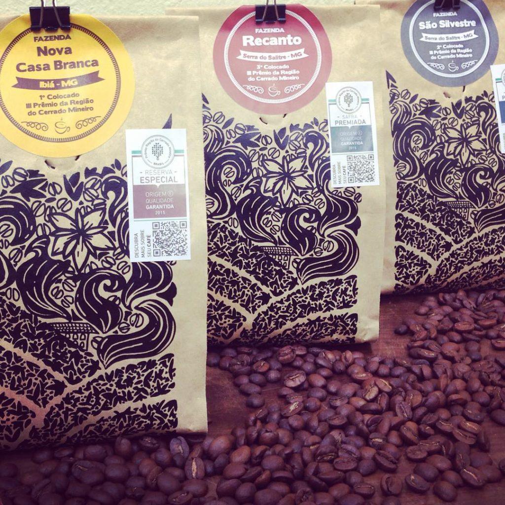 Grão Gourmet - Pacotes de Café