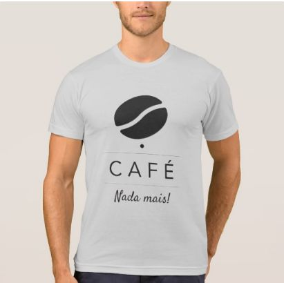 Amigo Secreto - Camiseta Guia do Café