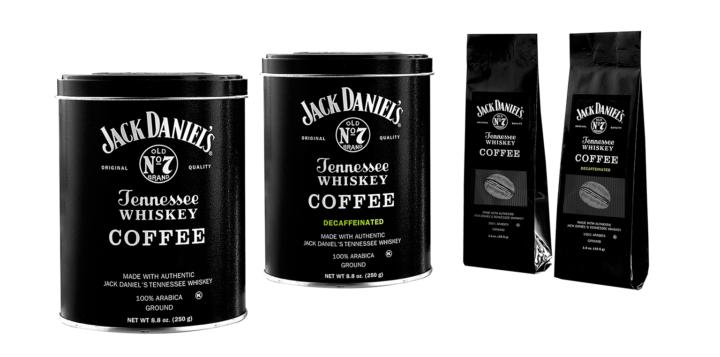 Jack Daniel's lança café aromatizado ao whisky