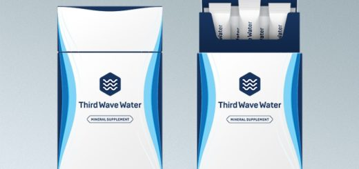 Third Wave Water: água remineralizada